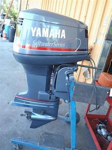 115 Hp Yamaha Outboard For Sale
