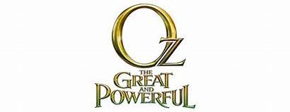 Oz Powerful Movie Logos Wikia