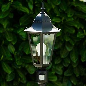 Stehlampe Mit Bewegungsmelder : lll au enlampen mit bewegungsmelder gute qualit t zum kleinen preis ~ Orissabook.com Haus und Dekorationen