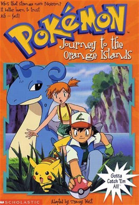 journey   orange islands pokemon chapter book
