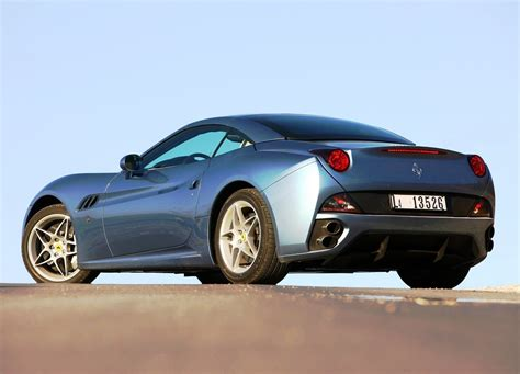 You are here search car rental in bali, bali shuttle service, transfer to airport, bali tours package and more with bali midori. Ferrari California Navy Blue - Car Pictures, Images - GaddiDekho.com