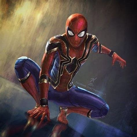 #spidermanhomecoming #ironspider  Tatoo Pinterest