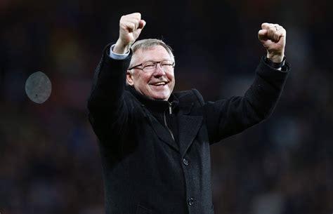 Sir Alex Ferguson's Retirement Isn't Worth Thinking About