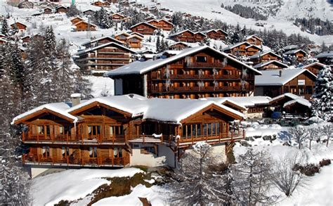chalet d adrien verbier verbier vogue it