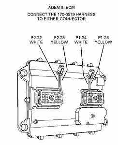 Engine Wiring Diagram There With Cat C7 Acert