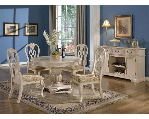 cream dining set    table mcfd