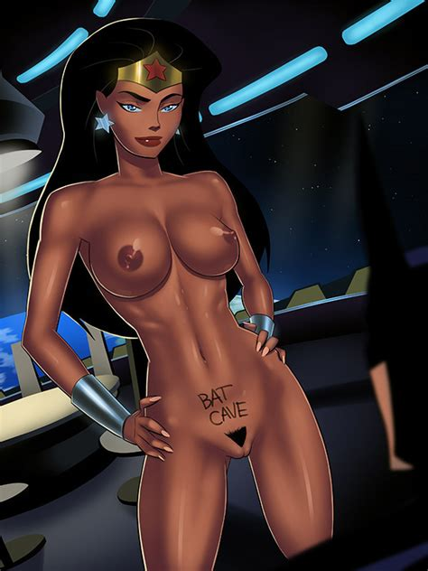 Naked Wonder Woman Hentai Picsegg Com