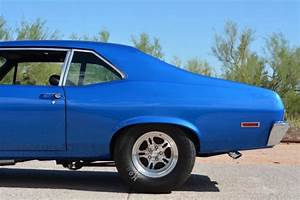1970 Nova Ss Tubbed   Th350  Ford 9 Inch Rearend  4 Link