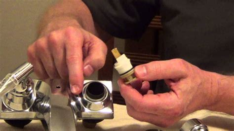 fix  leaky delta faucet delta faucet dripping