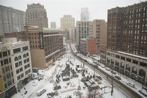 Free street parking in Detroit through Christmas | MLive.com