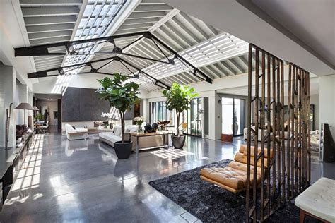 warehouse turned home old warehouse in london turned into posh urban penthouse penthouses warehouse and lofts