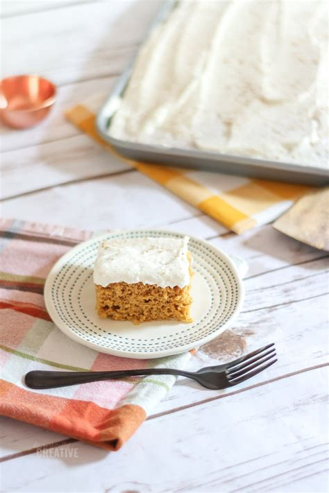 Pumpkin Spice Bars with Cream Cheese Frosting ...
