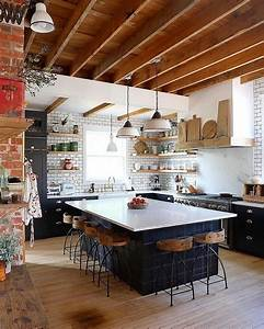 35, , awesome, most, amazing, rustic, farmhouse, kitchen, design