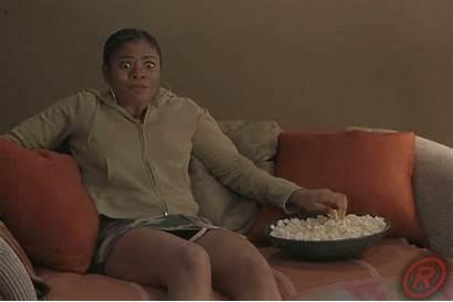 Scary Popcorn Gifs Scared Brenda Reaction Meeks