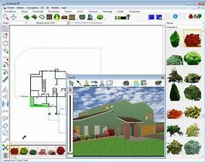 architecte 3d silver 2017 le logiciel d39architecture 3d With plan de maison logiciel 3 telecharger architecte 3d pour windows telechargement