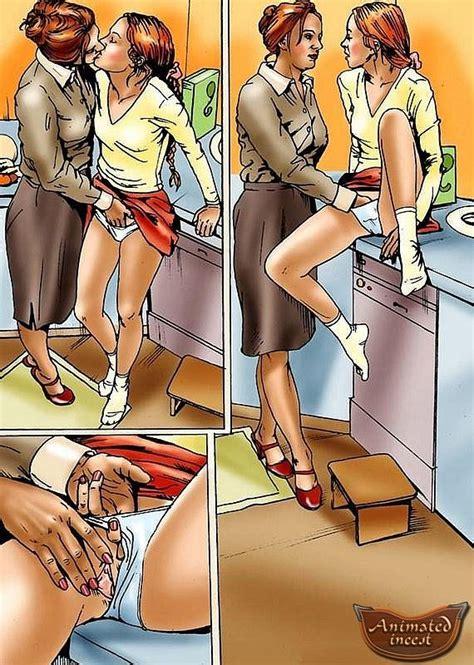 Comics De Incesto Padre E Hija Office Girls Wallpaper