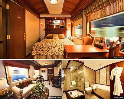 Maharajas Express Train Luxury India Cabins Rooms