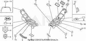 Honda Hr215k1 Hma Lawn Mower  Usa  Vin  Mzam