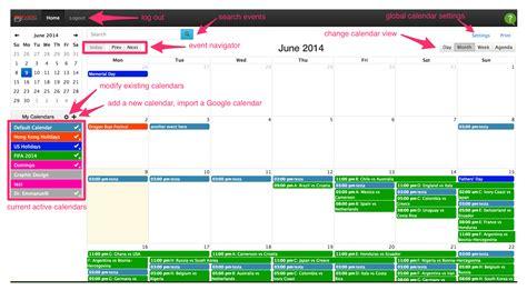 calendar overview php event calendar