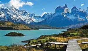 Patagonia South America Mountains