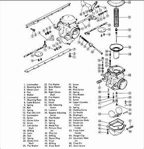 Kawasaki K Z Carburetor