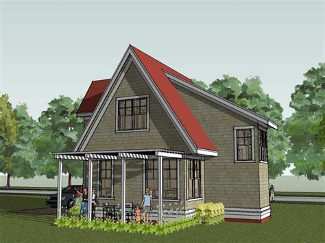 Small Cottage House Plans for Homes Small Country House