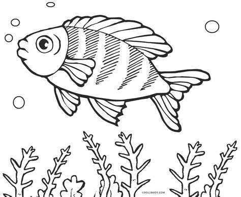 Coloring Fish by Free Printable Fish Coloring Pages For Cool2bkids