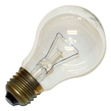 general 60220 60a17 cl 220 240v med a17 light bulb
