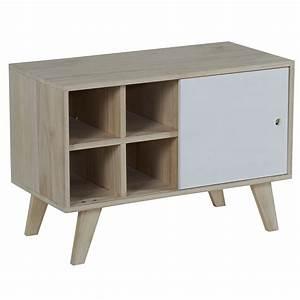 Meuble Tv Scandinave But : meuble tv oslo le design scandinave des ann es 50 ~ Teatrodelosmanantiales.com Idées de Décoration