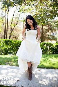wedding dresses and cowboy boots With wedding dresses with cowgirl boots
