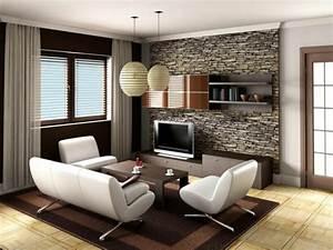 Gemälde Für Wohnzimmer : wohnraumgestaltung in verschiedenen stilen das geht auch ~ Markanthonyermac.com Haus und Dekorationen