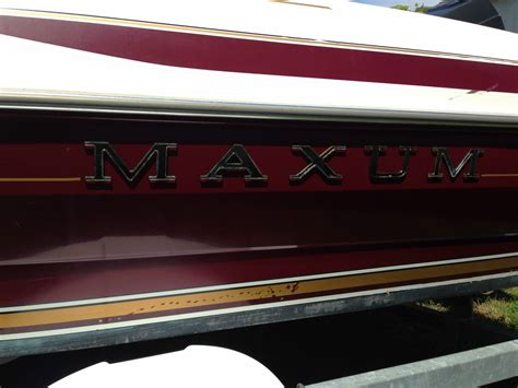 Boat R Villas Nj bayliner maxum boat for sale from usa