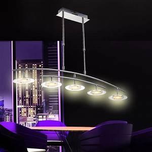 Decken Led Leuchte : 25 w led pendelleuchte licht decken beleuchtung wohnzimmer lampe leuchte matrix ebay ~ Frokenaadalensverden.com Haus und Dekorationen