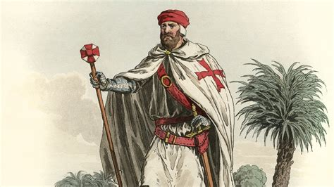 The knights templar set up a prosperous network of banks and gained enormous financial influence. The Knights Templar: Military order or the first financial ...