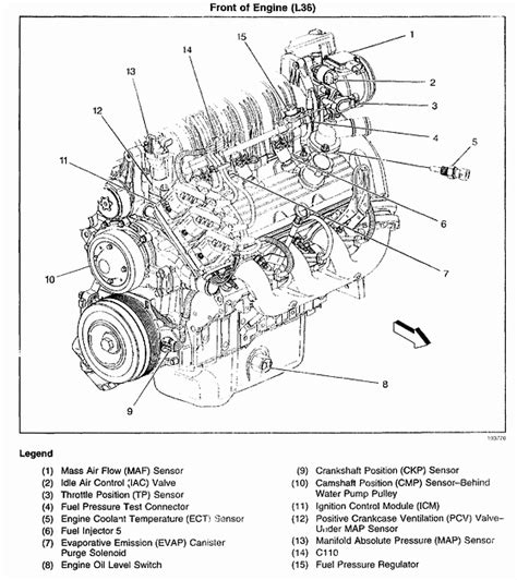 2006 Chevy V6 Engine Vacuum Diagram by I A 2003 Monte Carlo Ss With A 3 8 Series 2 Motor