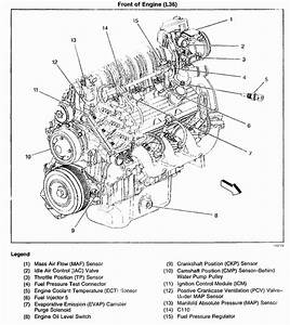 1999 Monte Carlo Engine Diagram