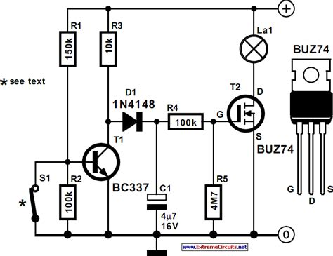 Automobile Wiring Diagram Light Switch by Car Interior Lights Delay Circuit Diagram