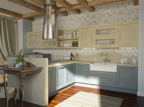 Traditional Kitchens : 11 Luxurious Traditional Kitchens