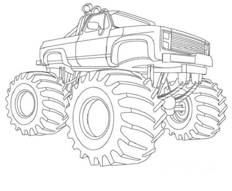 monster truck videos for kids online monster truck coloring book pages for when parker finally