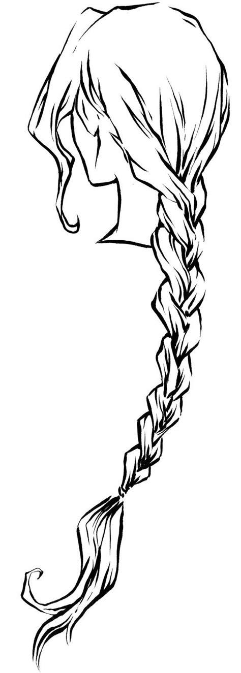 hair tutorial step  step nice   draw  cartoon