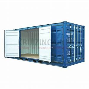 Transportkosten Container Berechnen : container full side open 20 fu ~ Themetempest.com Abrechnung