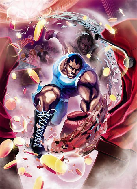 Balrog Street Fighter X Tekken Wiki Fandom Powered By
