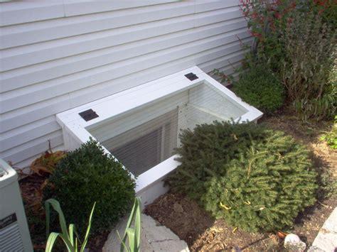 Basement Window Well Covers Decor Ideasdecor Ideas