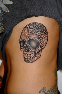 Sugar Skull Tattoo Meaning & Symbolism