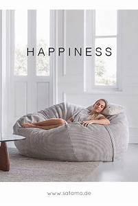 Bezug Für Sitzsack : sitzsack cord online kaufen einzigartigen komfort erleben in 2019 wohnzimmer ideen ~ Frokenaadalensverden.com Haus und Dekorationen