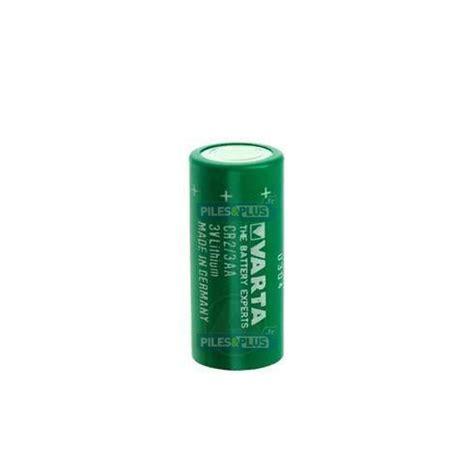 pile lithium 3v pile cr2 3aa varta lithium pour de meilleures