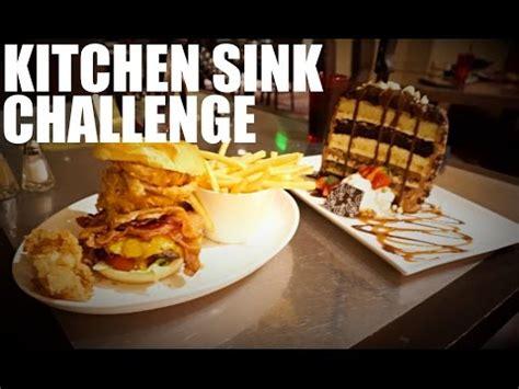 kitchen sink challenge the kitchen sink challenge universal s rock hotel 2612