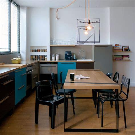 cuisine ouverte en l aménagement cuisine maison