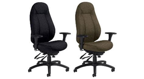 global 174 obusforme 174 comfort high back multi tilter chair