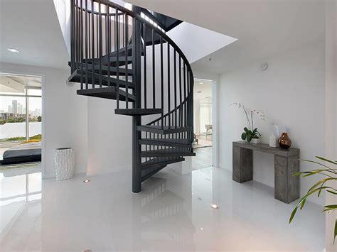 cuisine americaine appartement bel appartement en duplex au design moderne situé à miami